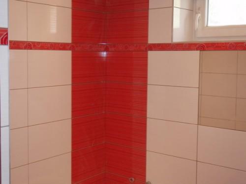 Koupelna v novém obložení
